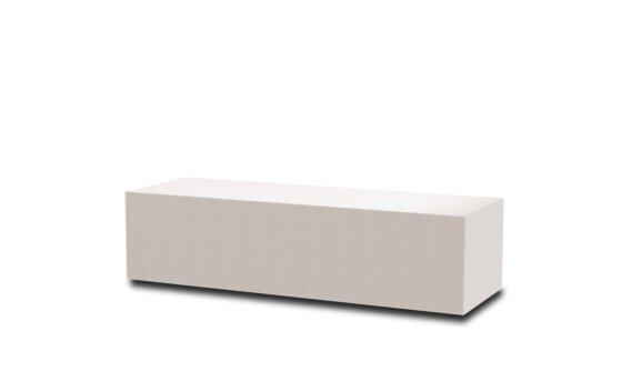 Bloc L2 Coffee Table - Bone by Blinde Design