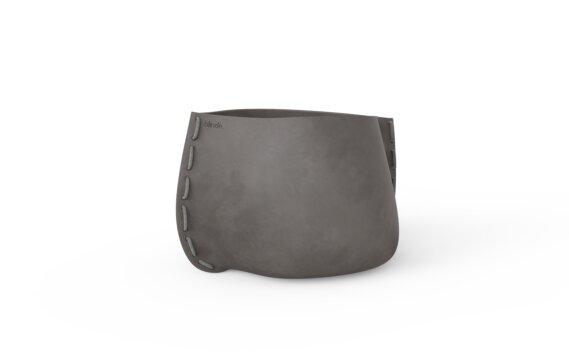 Stitch 50 Planter - Natural / Grey by Blinde Design