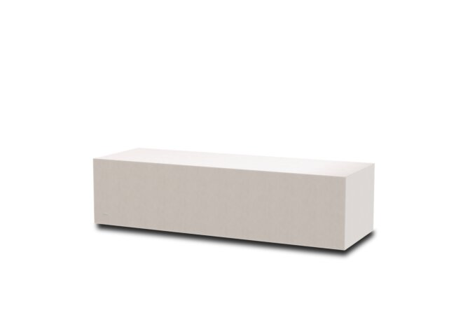 Bloc L2 Coffee Table - Bone by Blinde Design
