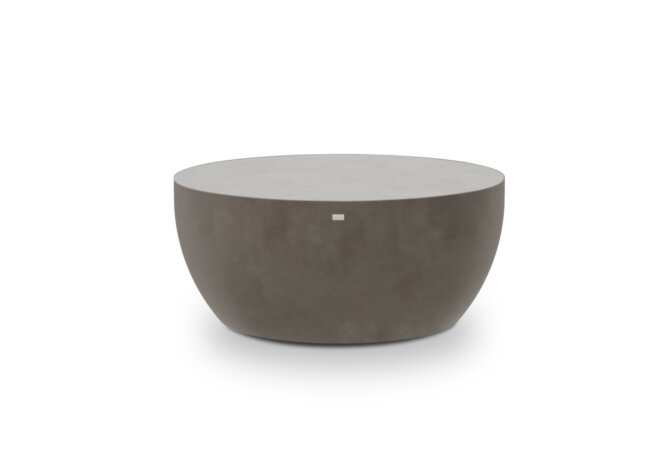 Circ L2 Coffee Table - Ethanol / Natural by Blinde Design