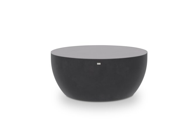 Circ L2 Coffee Table - Ethanol / Graphite by Blinde Design