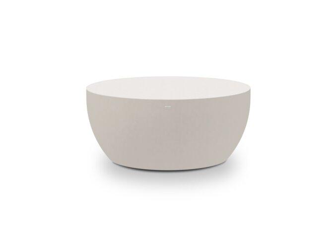 Circ L2 Coffee Table - Ethanol / Bone by Blinde Design