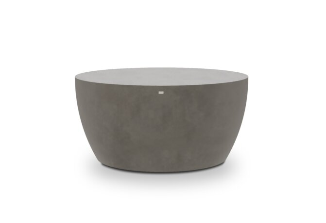 Circ M2 Coffee Table - Ethanol / Natural by Blinde Design
