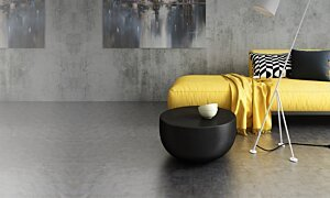Circ M1 Coffee Table - In-Situ Image by Blinde Design