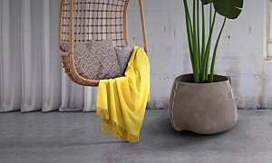 Stitch 75 Planter - In-Situ Image by Blinde Design