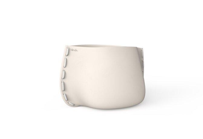 Stitch 75 Planter - Ethanol / Bone / White by Blinde Design