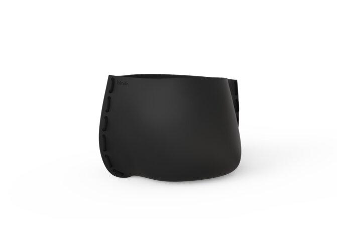 Stitch 75 Planter - Ethanol / Graphite / Black by Blinde Design