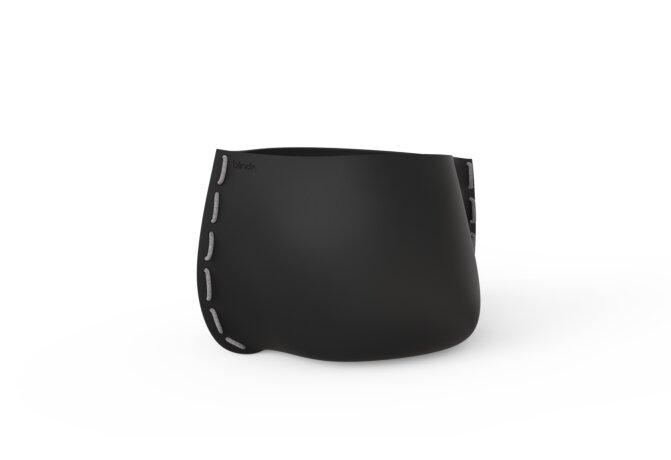 Stitch 75 Planter - Ethanol / Graphite / Grey by Blinde Design