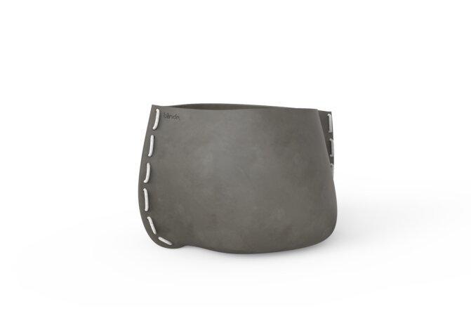 Stitch 75 Planter - Ethanol / Natural / White by Blinde Design