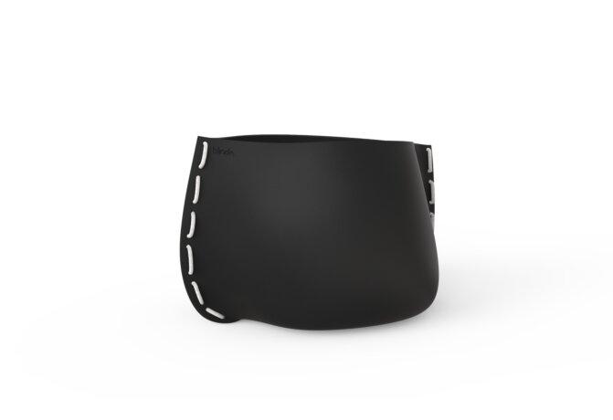 Stitch 75 Planter - Ethanol / Graphite / White by Blinde Design